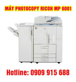 Máy Photocopy RICOH MP 6001